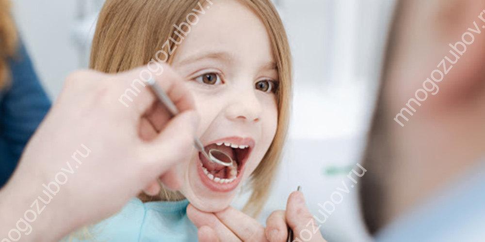 Как укрепить эмаль у детей