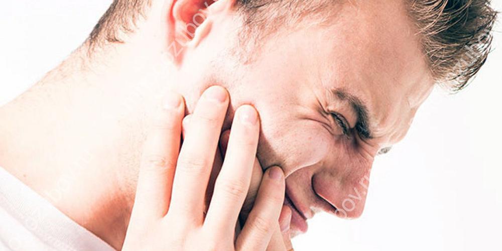 Воспаление лимфоузла при прорезывании зубов