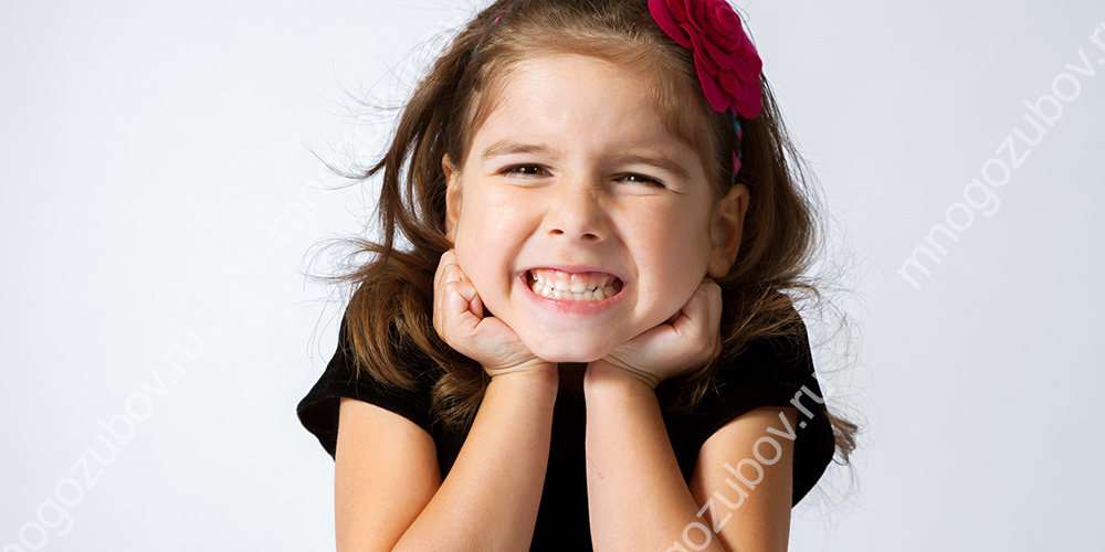скрежет зубами у ребенка