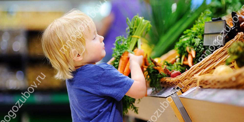 нормализация питания у ребенка