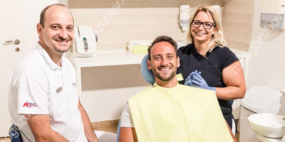 Каие могут быть результаты лечения зубов за границей