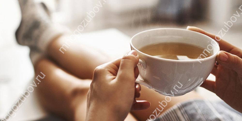 чай при воспалениях полости рта
