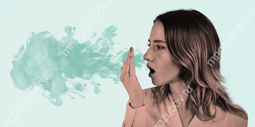 Запах ацетона изо рта