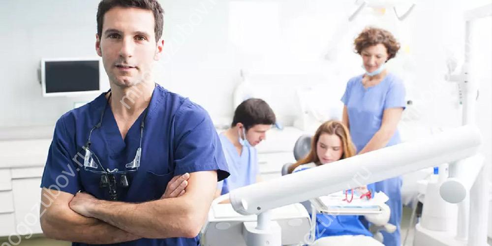 Стоматолог может отказать в обслуживании